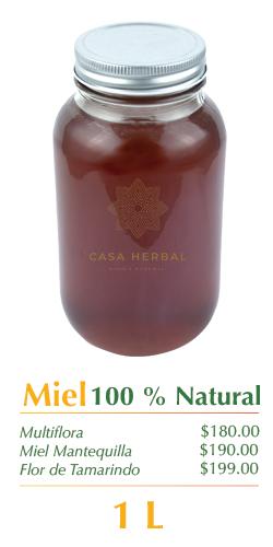 1 MIEL 100% Natural V - CH