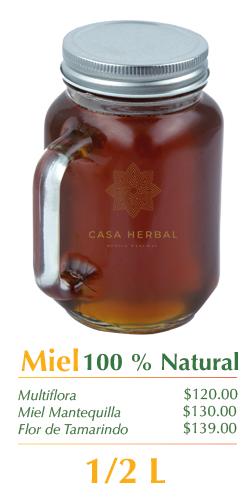 1_2 MIEL 100% Natural V - CH
