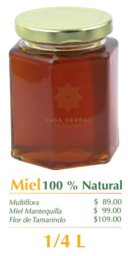 1_4 MIEL 100% Natural V - CH