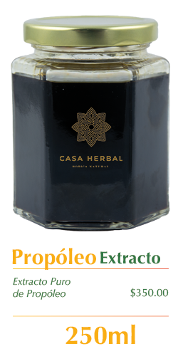 250ml Extracto Puro de Propóleo V - CH